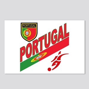 Portugal soccer Postcards (Package of 8)