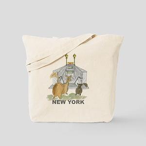 New York - Be Green Tote Bag