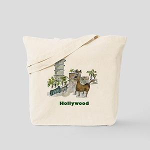 Hollywood - Be Green Tote Bag