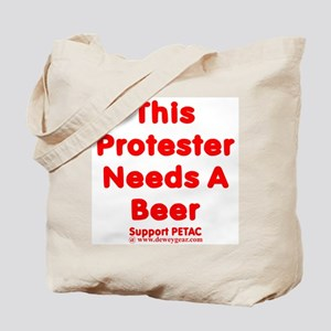 This Protester Tote Bag