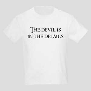 The devil is Kids T-Shirt