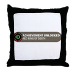 Achievement Unlocked! Throw Pillow