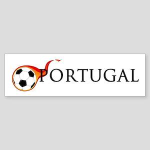 Portugal Soccer Sticker (Bumper)