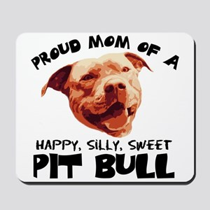 Happy Silly Sweet Mousepad