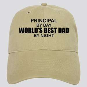 World's Best Dad - Principal Cap