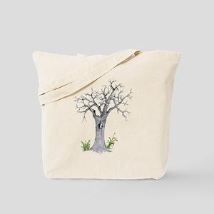 Tree - Be Green Tote Bag