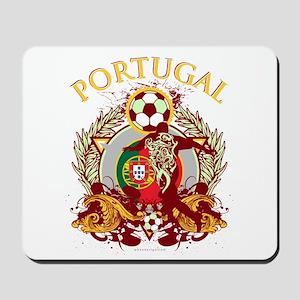 Portugal Soccer Mousepad
