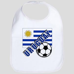 URUGUAY Soccer Team Bib