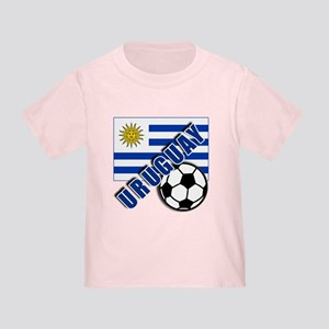 URUGUAY Soccer Team Toddler T-Shirt