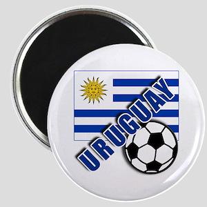 URUGUAY Soccer Team Magnet