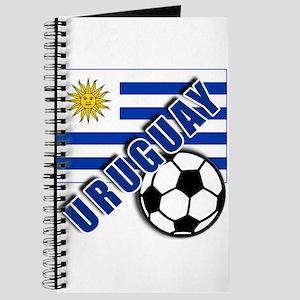 URUGUAY Soccer Team Journal