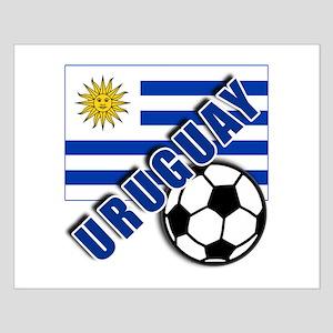 URUGUAY Soccer Team Small Poster