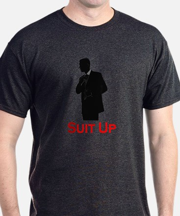 Suit Up T-Shirt