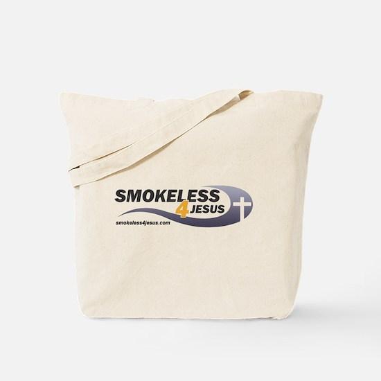 Smokeless Tote Bag