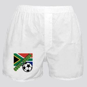 World Soccer South Africa Team T-shirts Boxer Shor