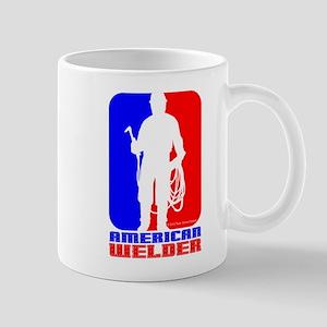 American Welder Mug