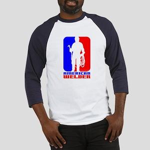 American Welder Baseball Jersey