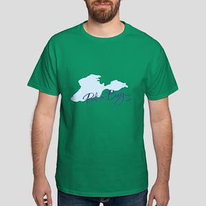 Put-in-Bay Dark T-Shirt