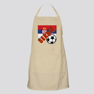 World Soccer SERBIA Team T-shirts Apron