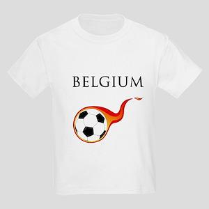 Belgium Soccer Kids Light T-Shirt