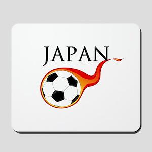 Japan Soccer Mousepad