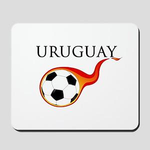 Uruguay Soccer Mousepad