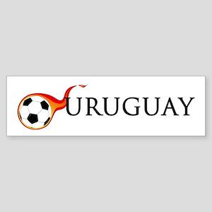 Uruguay Soccer Sticker (Bumper)
