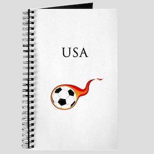 USA Soccer Journal