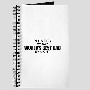 World's Best Dad - Plumber Journal