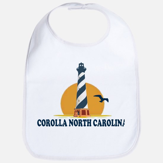 Corolla NC - Lighthouse Design Bib