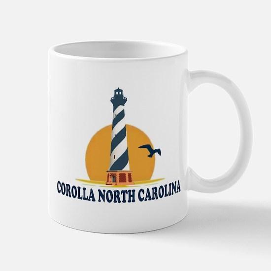 Corolla NC - Lighthouse Design Mug