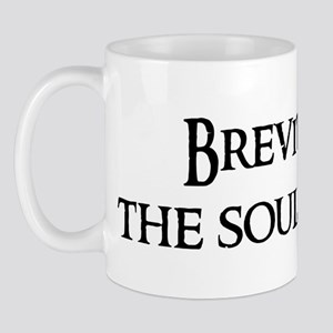 Brevity is the Mug