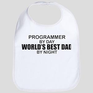 World's Best Dad - Programmer Bib