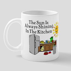 Sunny Kitchen Mug