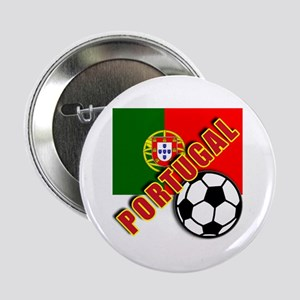 "World Soccer PortugalTeam T-shirts 2.25"" Button"