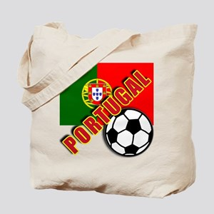 World Soccer PortugalTeam T-shirts Tote Bag