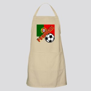 World Soccer PortugalTeam T-shirts Apron