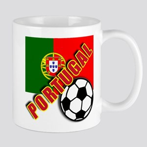 World Soccer PortugalTeam T-shirts Mug