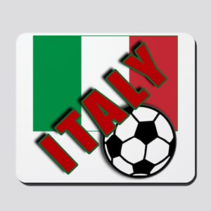 World Soccer ITALY Mousepad