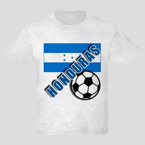 World Soccer Honduras Kids Light T-Shirt