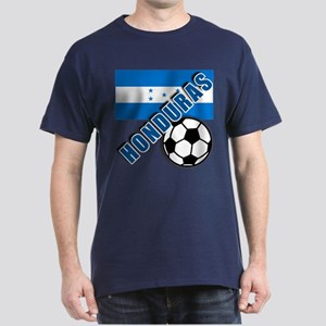 World Soccer Honduras Dark T-Shirt