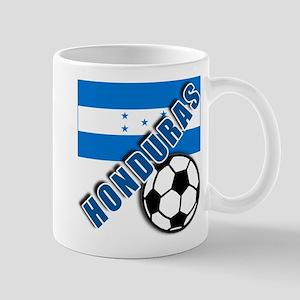 World Soccer Honduras Mug
