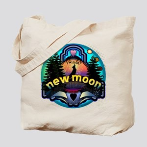 New Moon Magic Forest by Twibaby Tote Bag