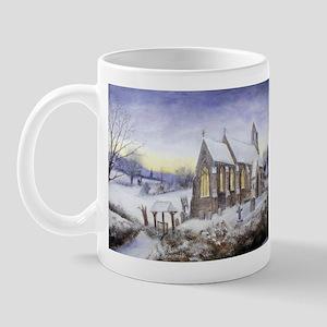 Snowy Scene Mug