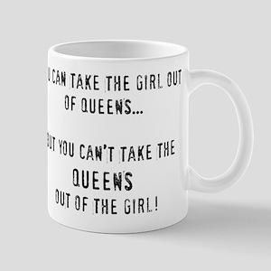You can take the girl out of Mug