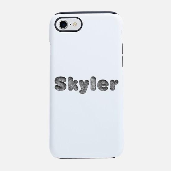 Skyler Wolf iPhone 7 Tough Case