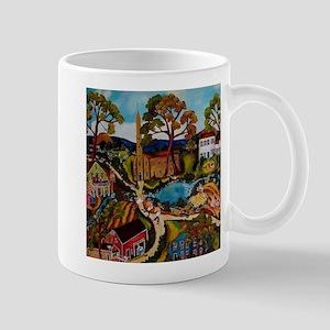 The Harvest Wagon Mug
