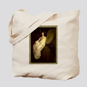 Winged Figure by Abbot Thayer Tote Bag