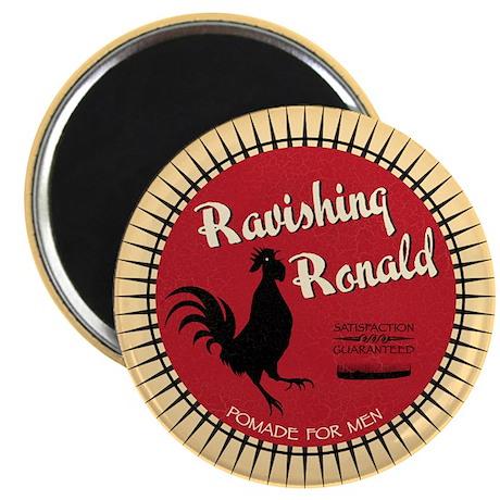 Ravishing Ronald Pomade Vintage Magnet
