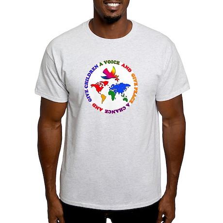 UN Song Merchandise Light T-Shirt